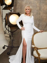"Margaret Josephs of Tenafly strikes a pose as new ""Real"