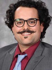 Luca Bradley is a social studies teacher at Fort Pierce