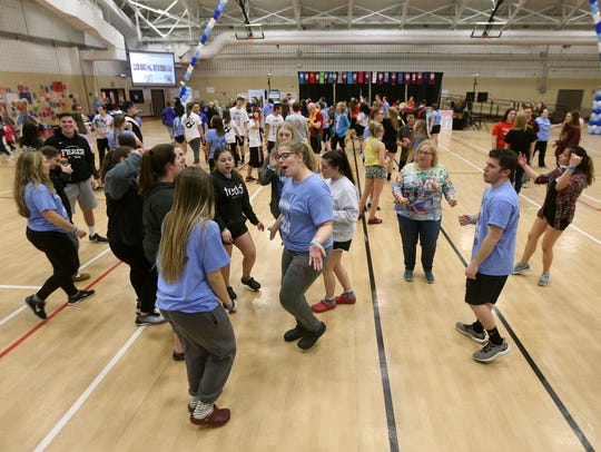 The annual event raises money for Camp Good Days and Special Times.
