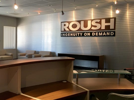 Roush confirms two employees in the Allen Park office tested positive for coronavirus.