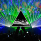 Pink Floyd music set to laser lights show April 28