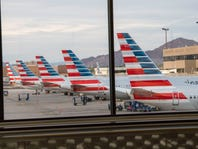 Phoenix's freezing temperatures delay a few flights out of Sky Harbor International Airport