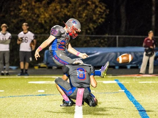 Patriot special teams played a key role in the 40-32