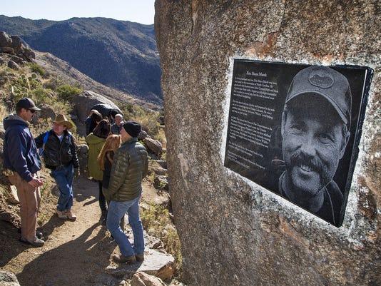 Granite Mountain Memorial
