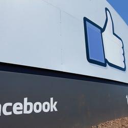 Amazon, Facebook top Exxon Mobil market cap