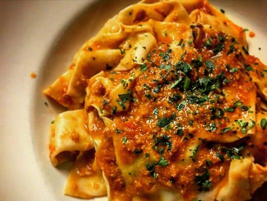 McGregor Cafe Fort Myers pasta