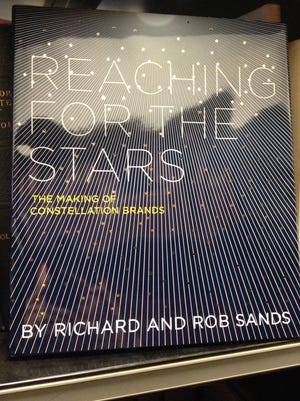 'Reaching for the Stars' by Richard and Rob Sands.