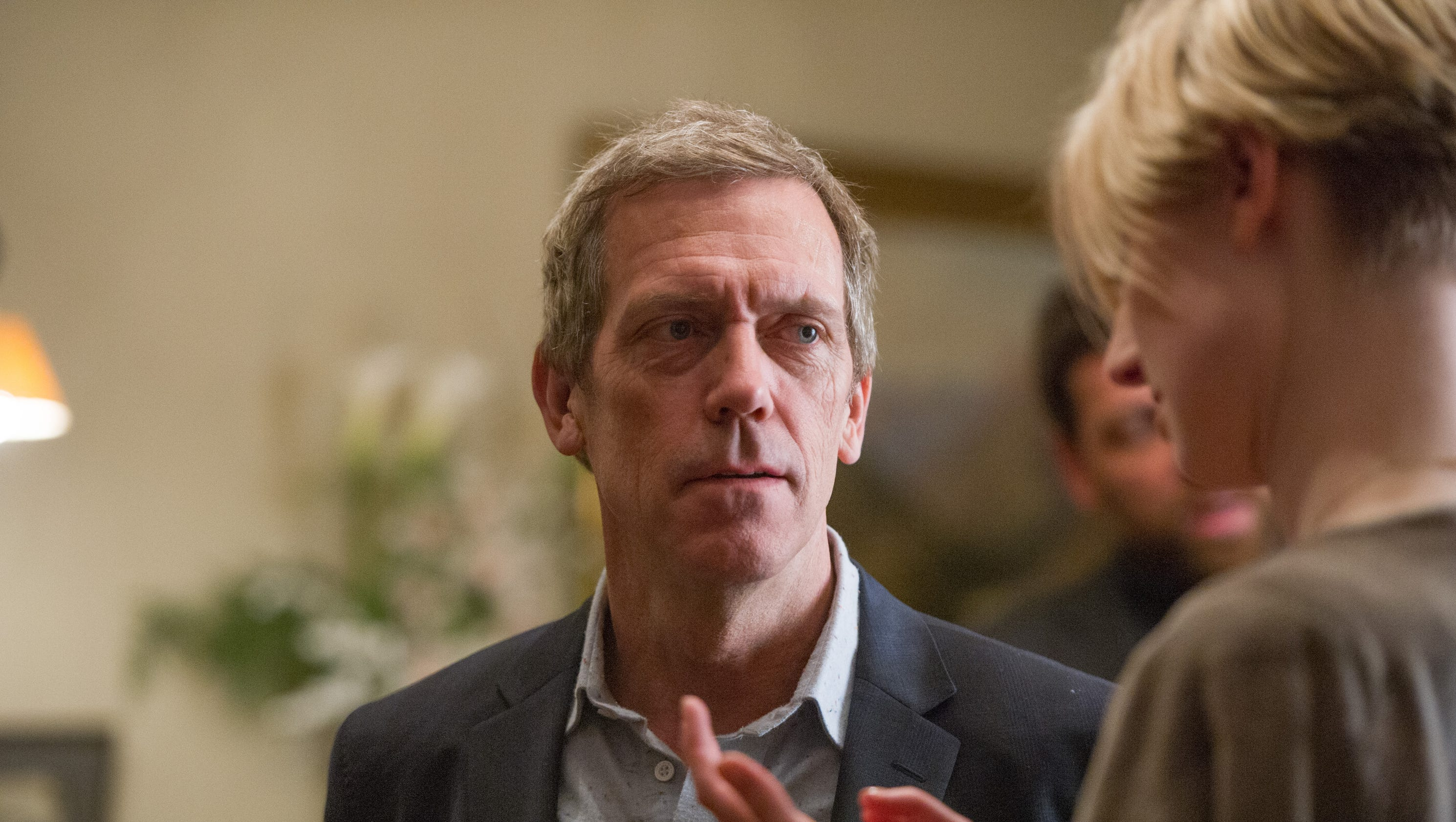 Hugh Laurie: From 'Hou...