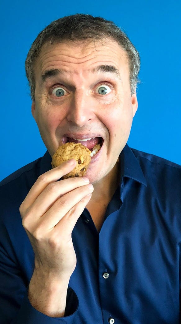 Phil Rosenthal is the producer and host of Netflix's