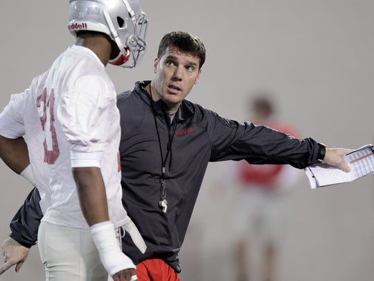 Ohio State defensive coordinator Chris Ash reportedly is close to becoming the next Rutgers football coach.