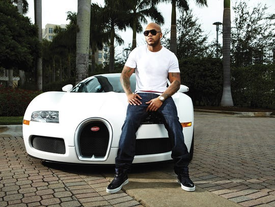 Flo Rida will perform June 23 at Indiana Farmers Coliseum.