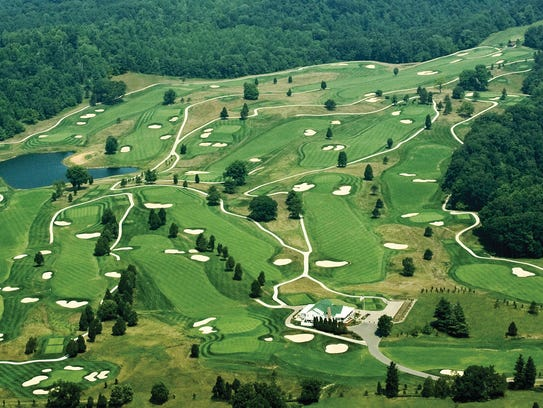 Golf Around French Lick Ind