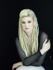 Haley Brooke, a singer-songwriter from Shreveport,