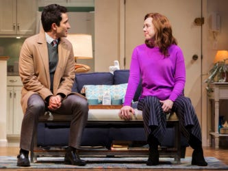 Save 55% on best available seats for any remaining performance of CHAPTER TWO at Arizona Theatre Company