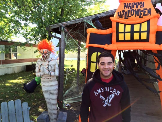 Jordan Jones, who works as Snuggles The Clown at a haunted house attraction, launched Clown Lives Matter in fear that the current clown hysteria would lead to a backlash against working clowns.