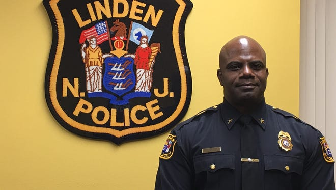 Linden Police Chief Jonathan Parham retires from the force Dec. 31.