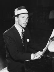 Frank Sinatra was known for both his singing and his acting.