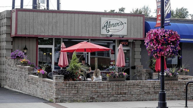 Abner's Casual Dining, 4051 Main St., was removed from the Designated Outdoor Refreshment Area by Hilliard City Council on June 22. Abner's owner Gordon Milligan said it was because of a disagreement over live music during DORA hours.