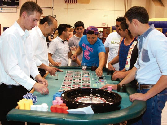 Headlight File Photo   Casino-style games will be a big hit at this year's Class Act After Graduation Party from 10 p.m. Friday to 2 a.m. Saturday at the Deming High Hofacket Campus. Class Act is an alcohol- and drug-free party for graduating seniors and their guest hosted by Luna County.