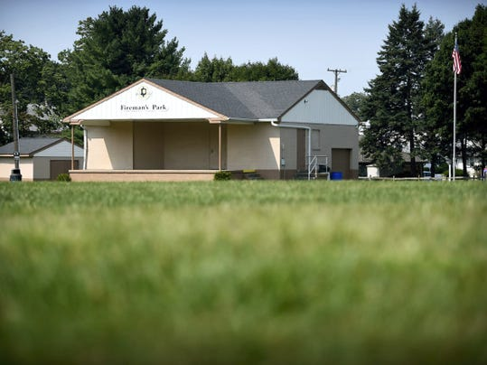 Michael K. Dakota — Lebanon Daily News Fireman's Park in Palmyra could soon be seeing a half-million dollar improvement project.