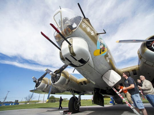 Take your Father's Day gift giving out of this world, or at least off the ground, this year by taking Dad for a ride at York Airport during the 2015 Aviation Days.