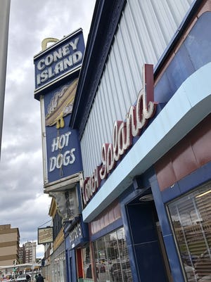 Hot dog fans will have something to smile about: Coney Island will be open Tuesday, a day the restaurant is usually closed.
