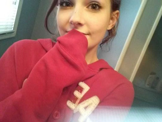 Erika M. Henry left her house on Jan. 14, 2018, and