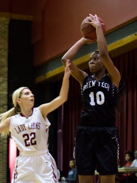 Girl's Basketball: Brew Tech vs. Prattville