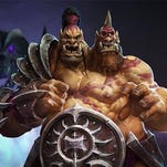 Technobubble: 'Heroes of the Storm' BlizzCon 2015 Announcement Trailer Video
