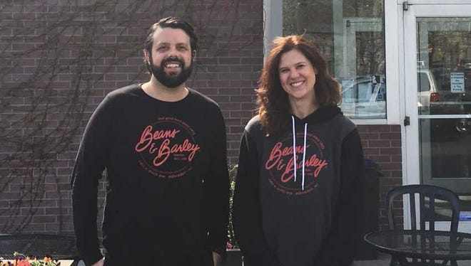 Beans & Barley co-owners James Neumeyer and Polly Kaplan are opening the restaurant's second location in Mequon. Beans & Barley has long operated on Milwaukee's east side.