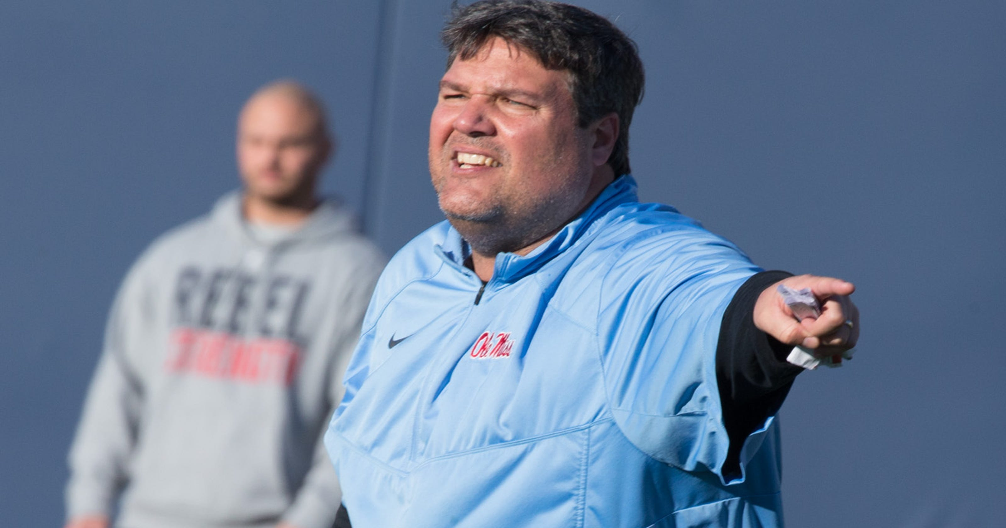 new concept 27fa7 c58d4 What those who know Matt Luke say about Ole Miss  interim coach