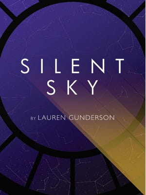 """Silent Sky"" poster."