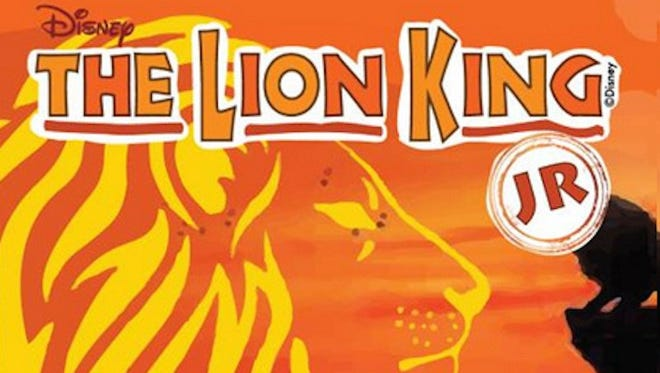 """""""The Lion King Jr."""" will be presented by the Ocean Pines Children's Theater."""