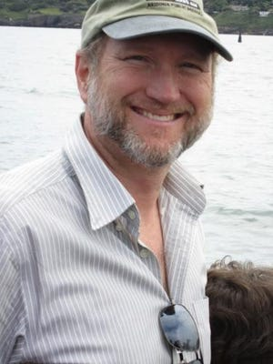 Jake Weltzin, an ecologist with the United States Geological Survey and director of the USA National Phenology Network.