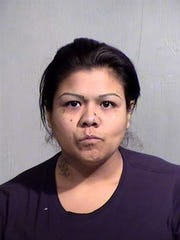 Frances Salas was arrested on Aug. 30, 2014, along with Jesus Rodriguez in a Phoenix kidnapping and drug case.