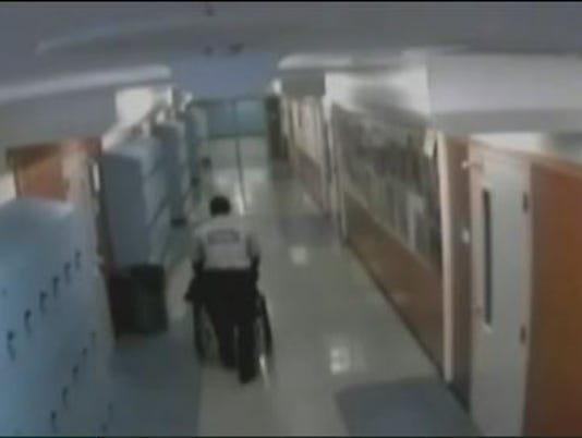 Calif. school guard fired for attack on disabled teen