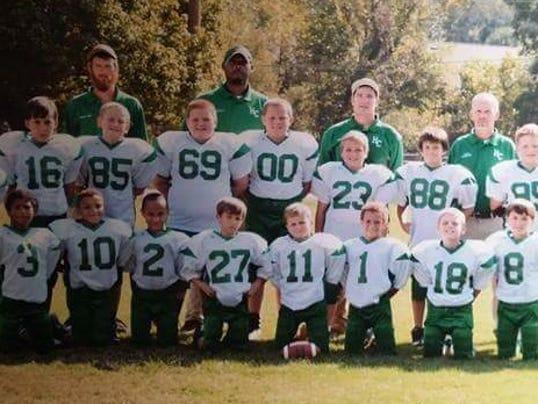 Minor Football Team