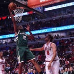 Parker's bounce shows up in Bucks' early play