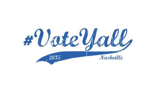 Cast your vote in the Nashville Metropolitan General Election on Aug. 6.