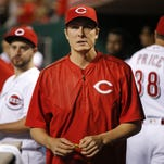 Homer Bailey has almost started his throwing program over from scratch.