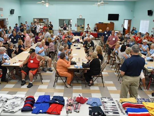 Space Coast Honor Flight,Inc., an all volunteer organization