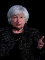 Federal Reserve Chair Janet Yellen was scheduled to