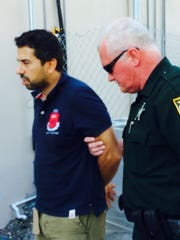 Zaid Suleiman Ali was ordered held in the Brevard County Jail on a $21,000 bond.