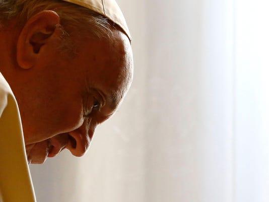 VATICAN-SAN MARINO-DIPLOMACY-POPE
