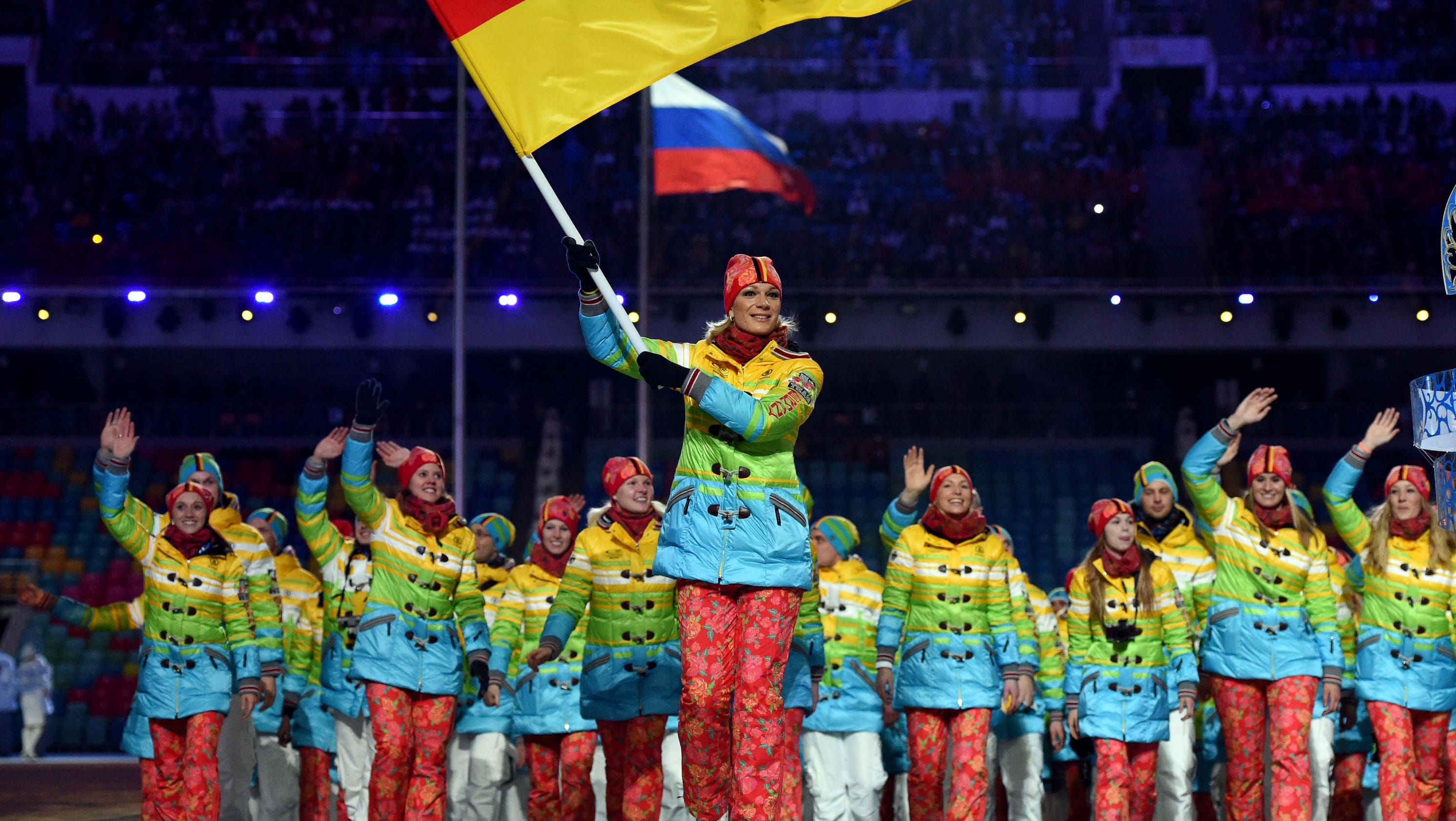 Best and worst Olympic opening ceremony outfits