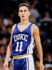 Bobby Hurley turned success playing for his father in high school into a standout career at Duke.