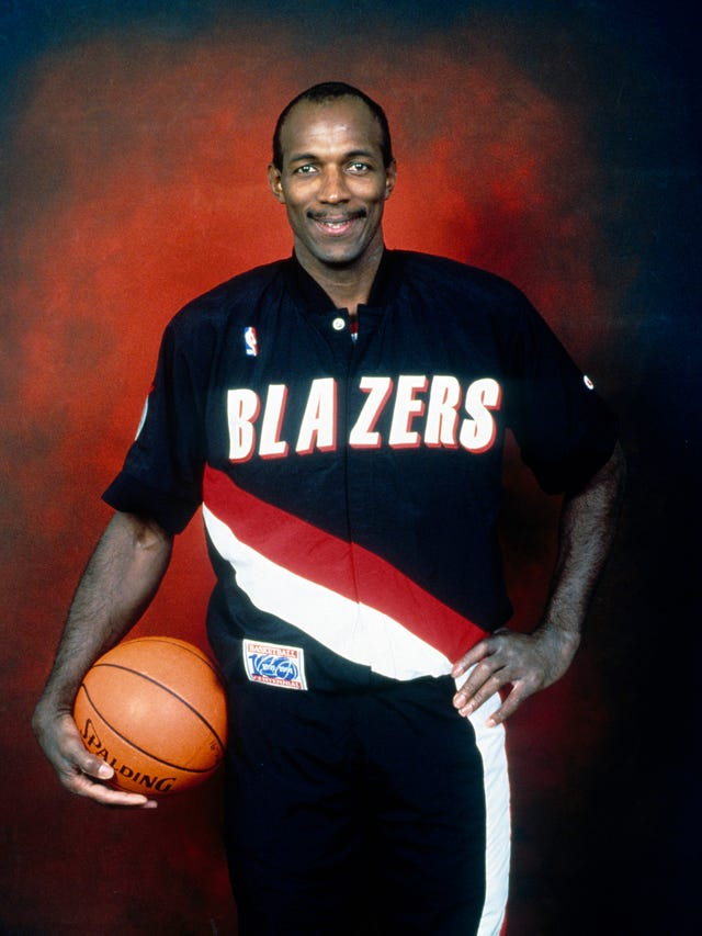 f6d6ac08b33 Clyde Drexler, who played 11-plus seasons for the Portland Trail Blazers  and still