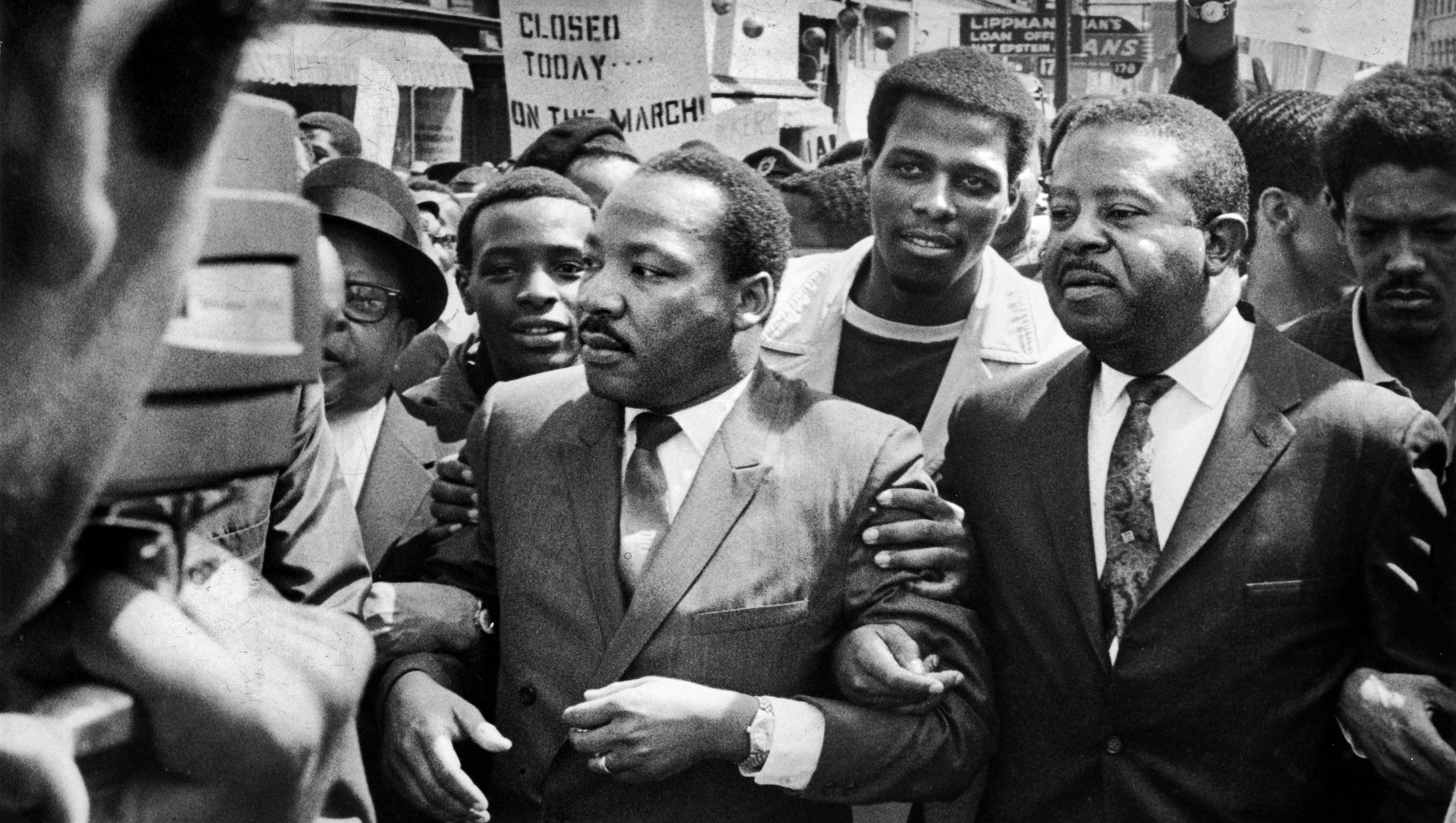 50 years after Martin Luther King Jr.'s assassination, a ...