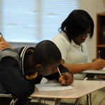 Standardized school testing is becoming overwhelming, many Mississippi educators say.