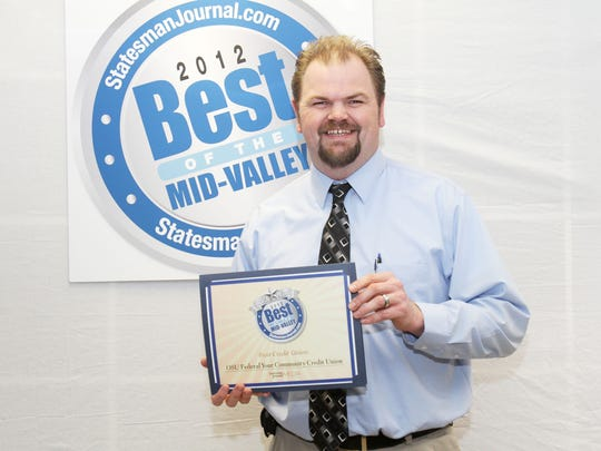 Nathan Wuerch is being honored as the 2014 Outstanding Young Professional by the Salem Area Chamber of Commerce.